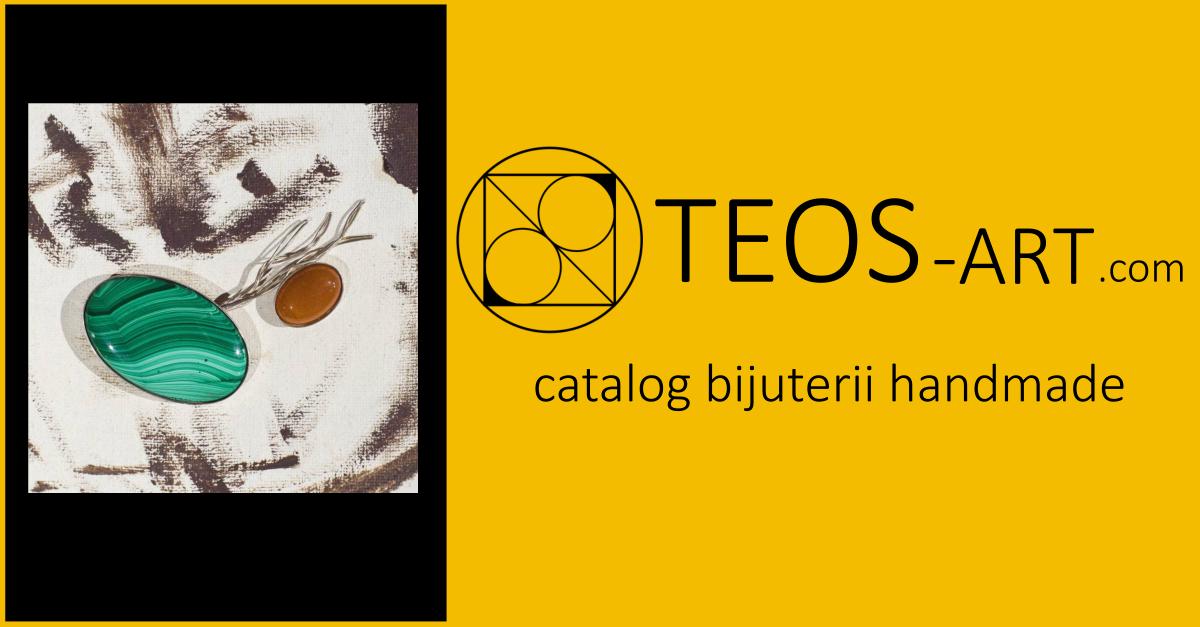 catalog de bijuterii unicat teos art